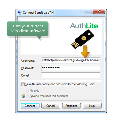 AuthLite VPN Client
